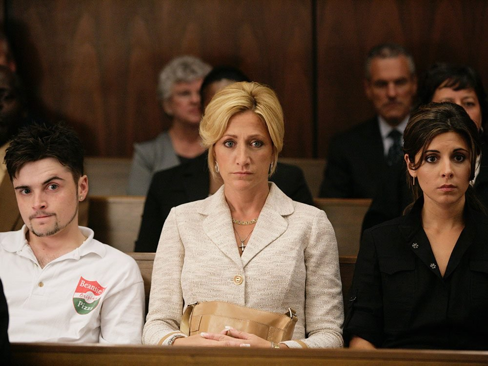 A.J. Soprano, Carmela Soprano and Meadow Soprano