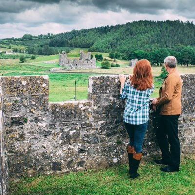 Things to do in Ireland: Fore Abbey and the Seven Wonders of Fore