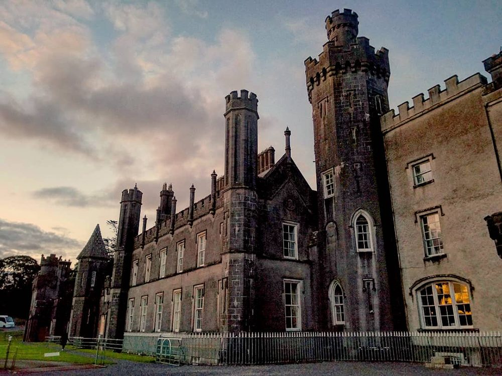 Things to do in Ireland: Tullynally Castle