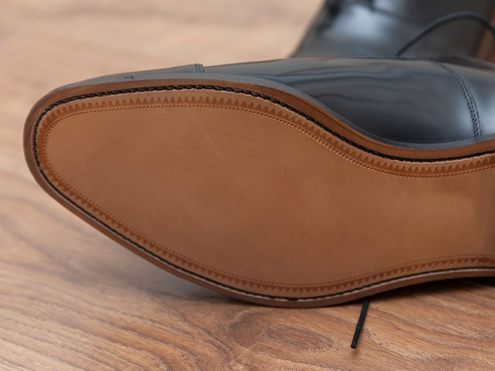 Uses for leather - roughen slippery leather soles