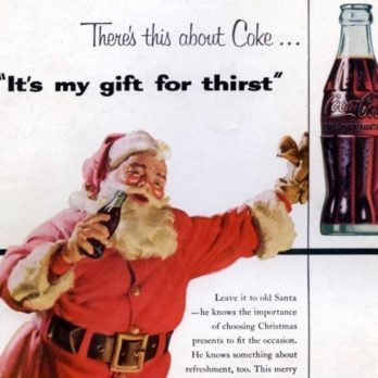 8 Vintage Christmas Ads from the Past 100 Years