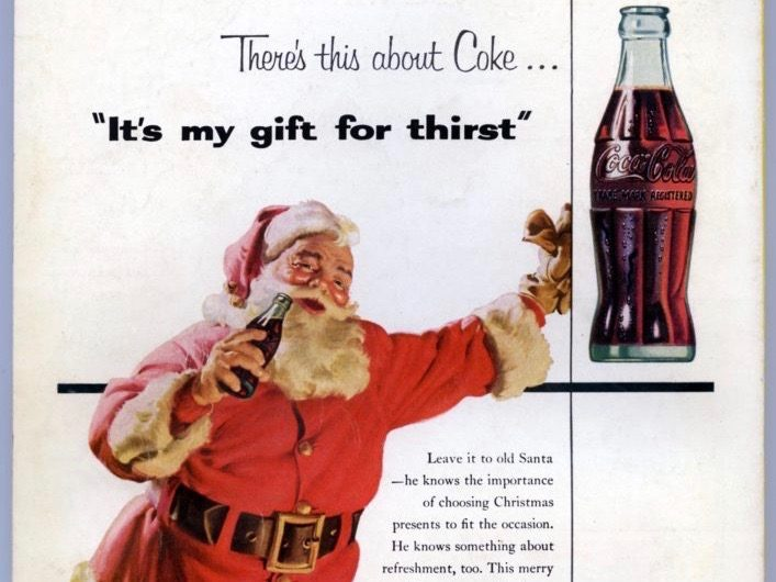 Christmas Ads.Vintage Christmas Ads From The Past 100 Years Reader S Digest