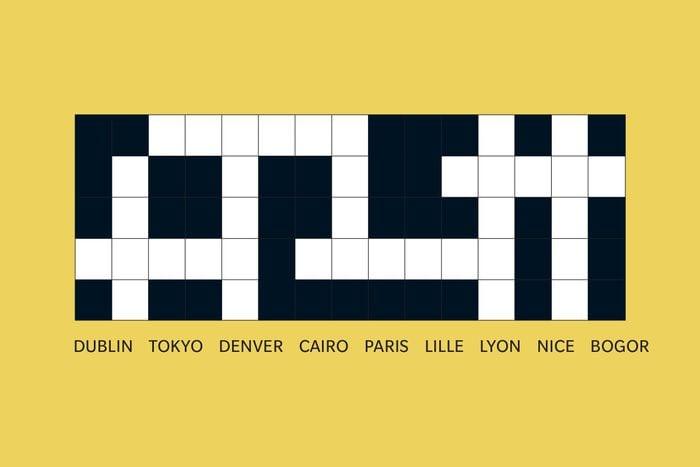 Quick Crossword Puzzle