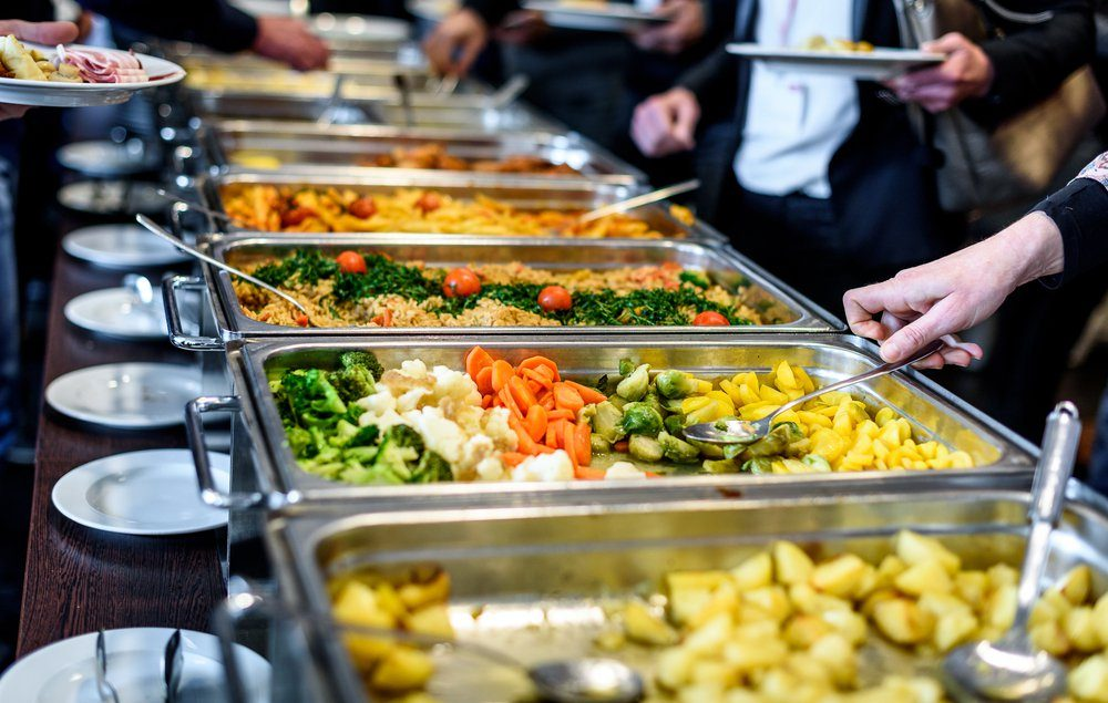 All-you-can-eat buffets