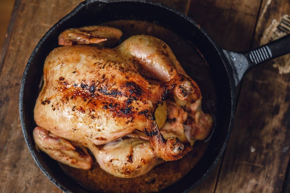 The Easy Trick to Knowing When Chicken Is Done Cooking