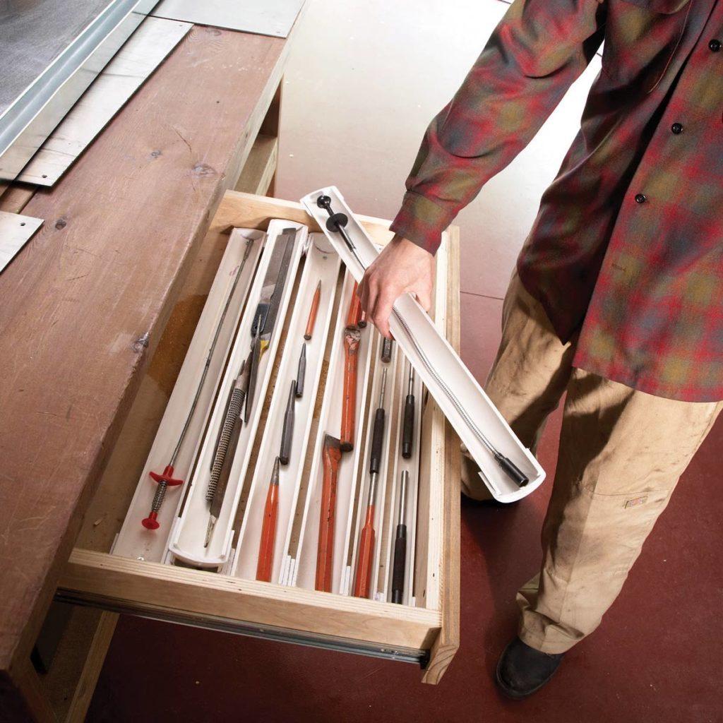 PVC-drawer-organizer-hack