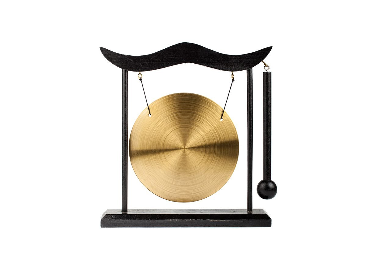 Best jokes of all time - brass gong