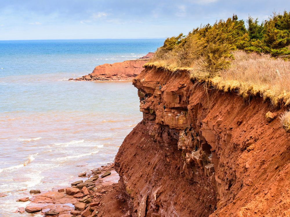 Best places to visit in Canada - Cavendish Beach, Prince Edward Island