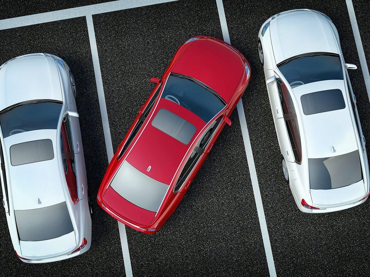Best Reader's Digest jokes of all time - bad parking job