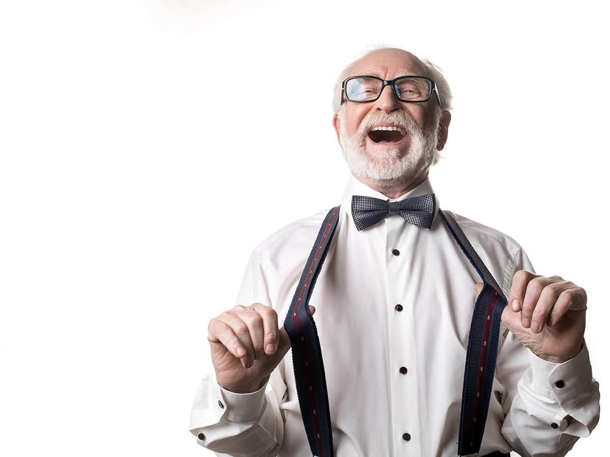 Best Reader's Digest jokes of all time - old man funny