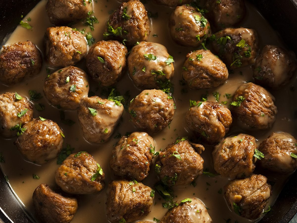 Best Reader's Digest jokes of all time - Swedish meatballs