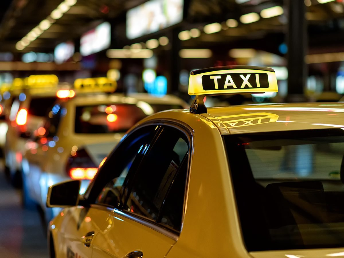 Best Reader's Digest jokes of all time - taxi