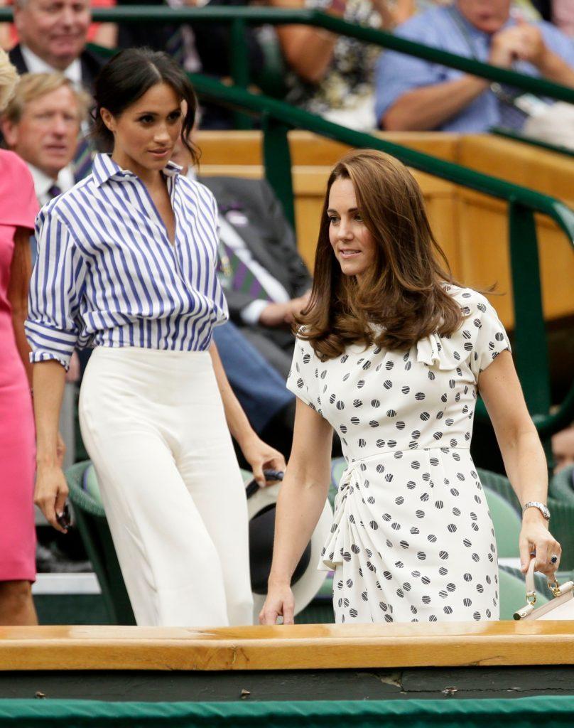 Britain Wimbledon Tennis, London, United Kingdom - 14 Jul 2018