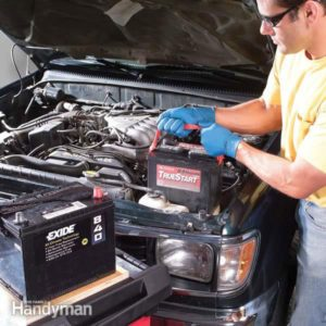 Car battery care tips