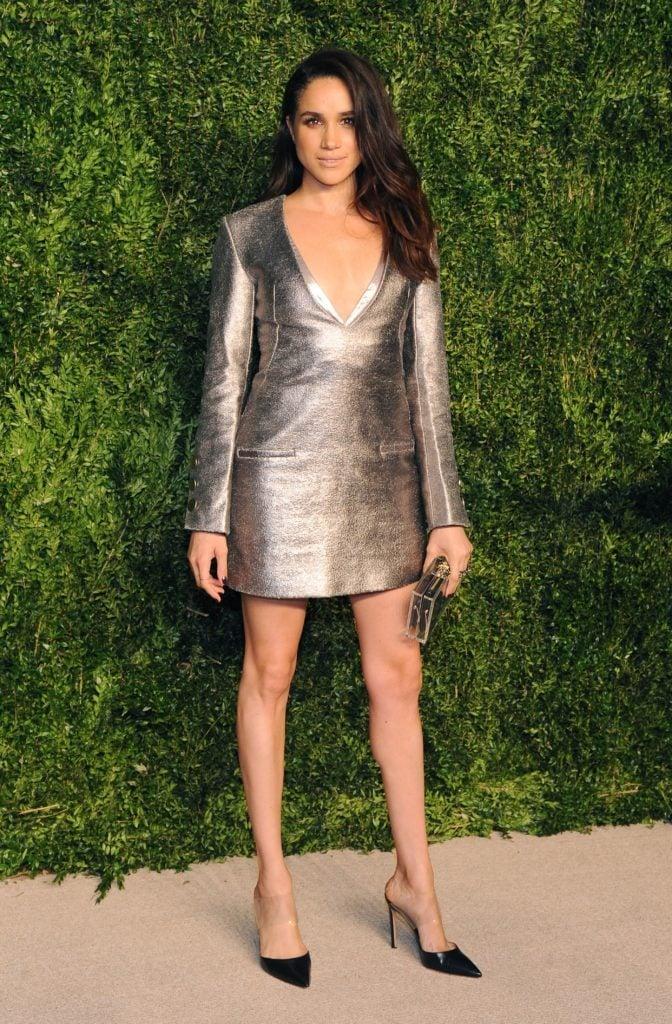CFDA Vogue Fashion Fund Awards, New York, America - 02 Nov 2015