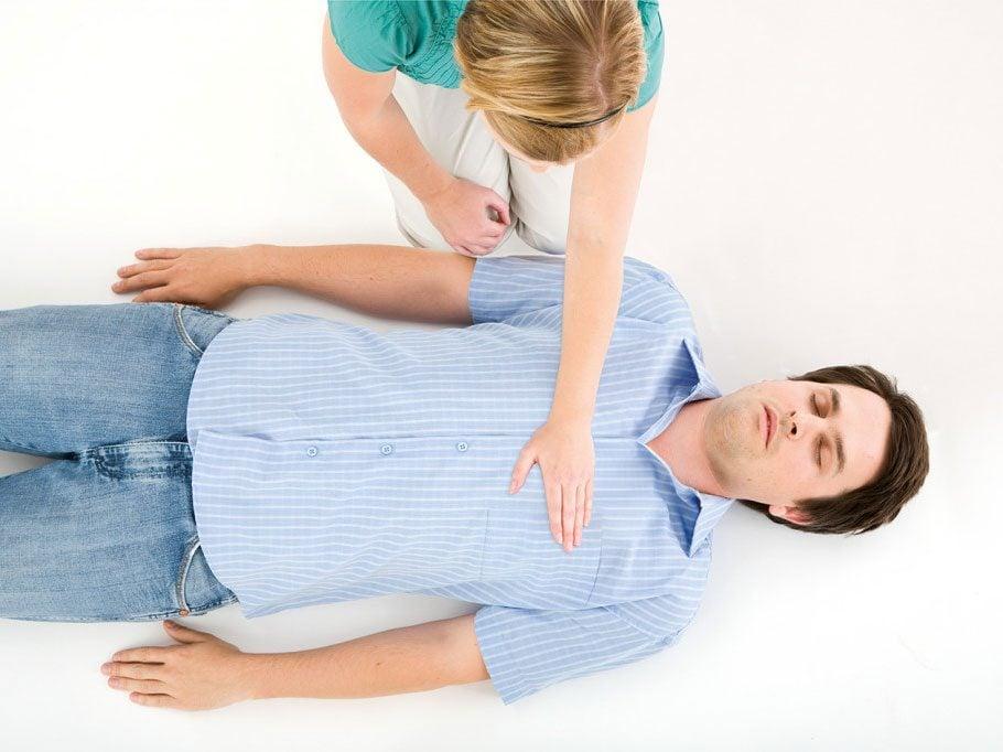 CPR Step 1