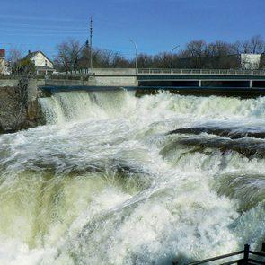 Grand Falls, Almonte, Mississippi Mills