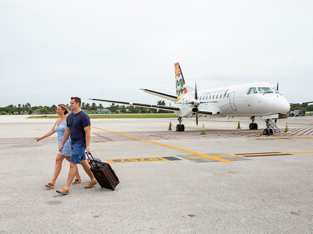 Health City Cayman Islands - flights from Canada