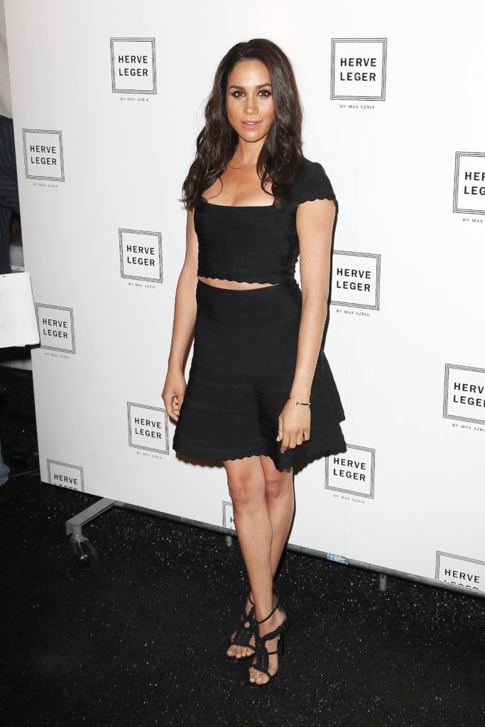 Herve Leger Fashion show, Spring Summer 2014, Mercedes-Benz Fashion Week, New York, America - 07 Sep 2013