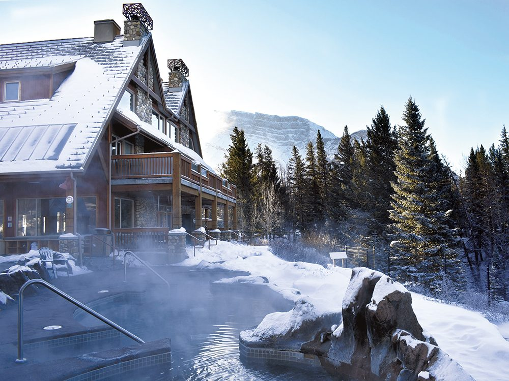Hidden Ridge Resort, Banff, Canadian Rockies