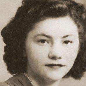 Life in Saskatchewan - Adeline Roberts at age 16
