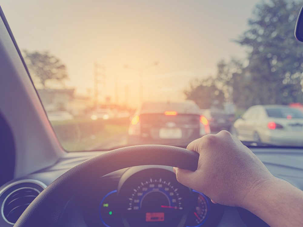 The most dangerous day of the week to drive in Canada