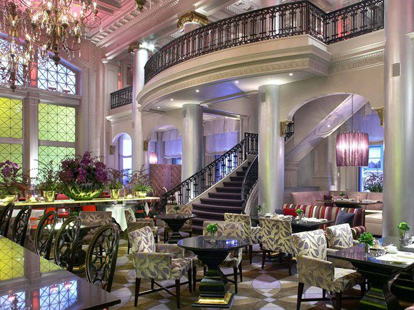 Most romantic places in Canada - Hotel Le St. James, Montreal