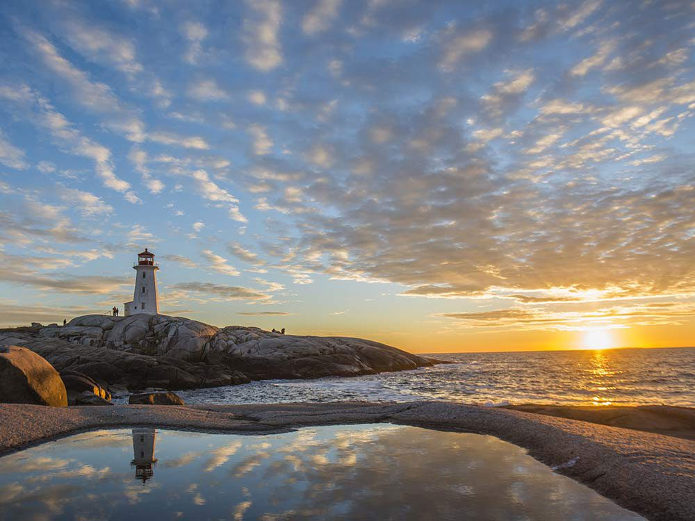 Most romantic places in Canada - Nova Scotia