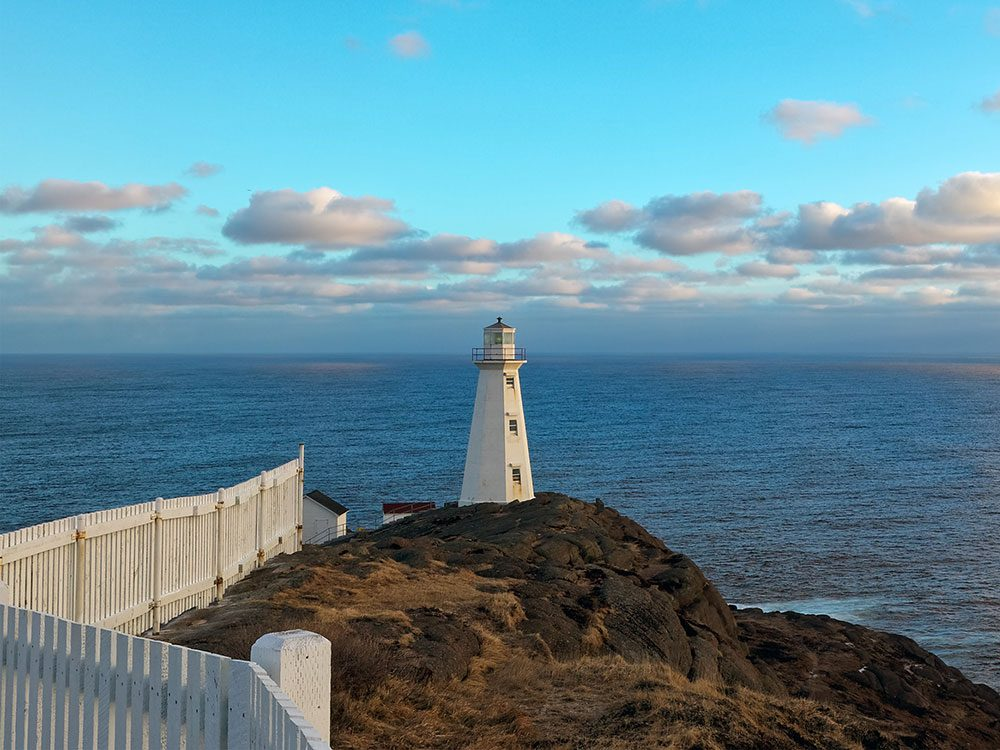 Cape Spear Lighthouse, Newfoundland and Labrador