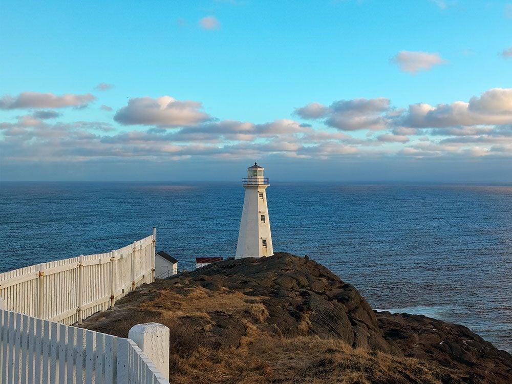 Cape Spear Lighthouse, Newfoundland and Labrador