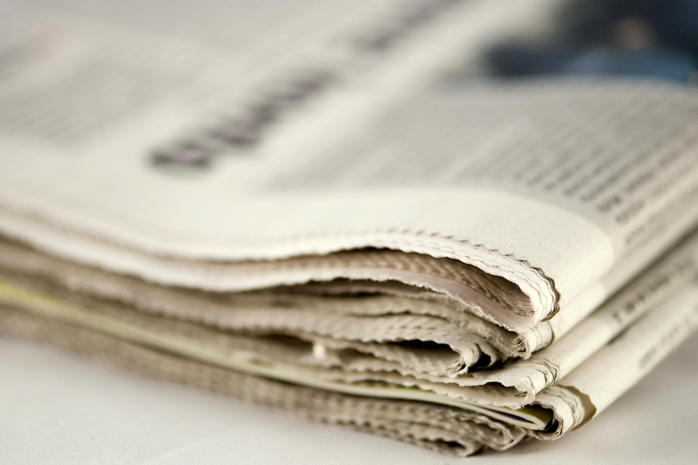 This Is Why Newspapers Turn Yellow Over Time
