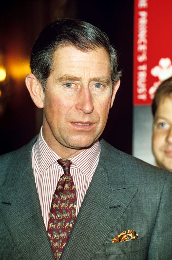 Prince Charles in 1997
