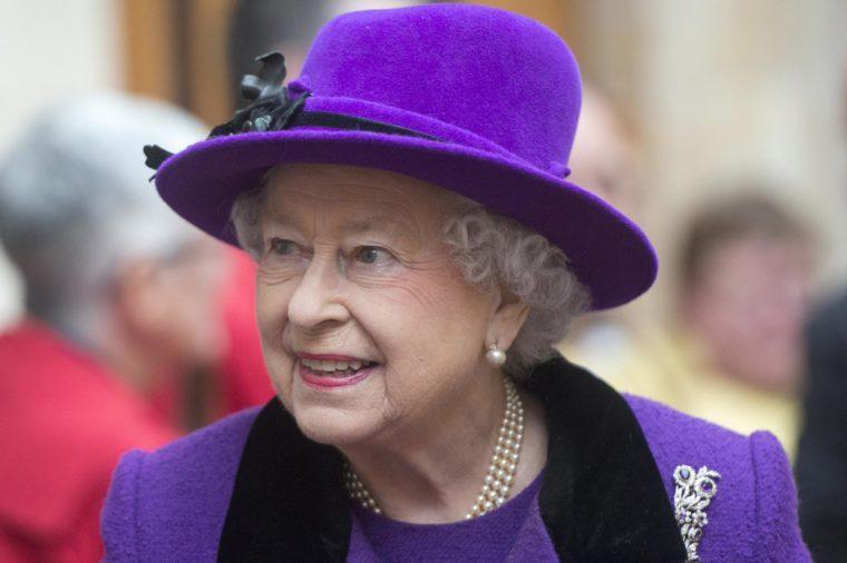 Queen Elizabeth II visits Southwark Cathedral, London, Britain - 21 Nov 2013