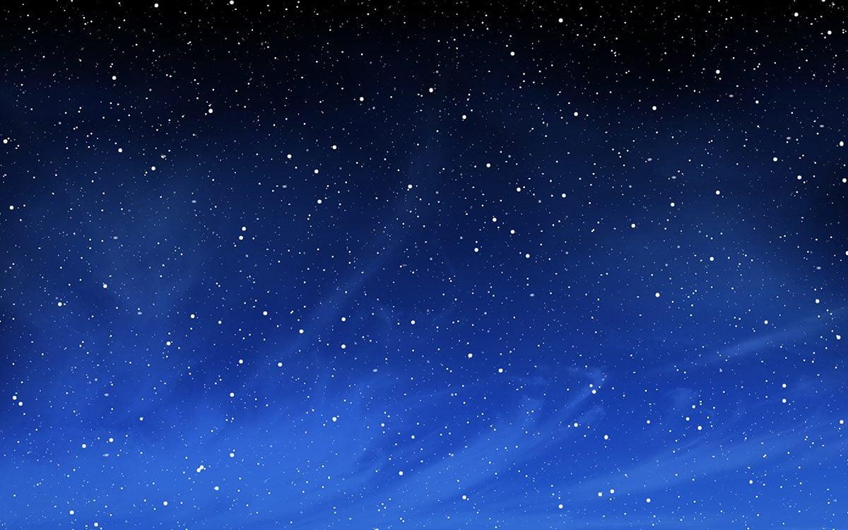 Reader's Digest jokes - starry night