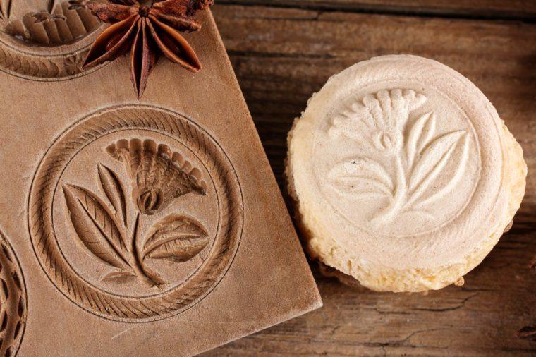 Swiss specialty cookies, Springerle