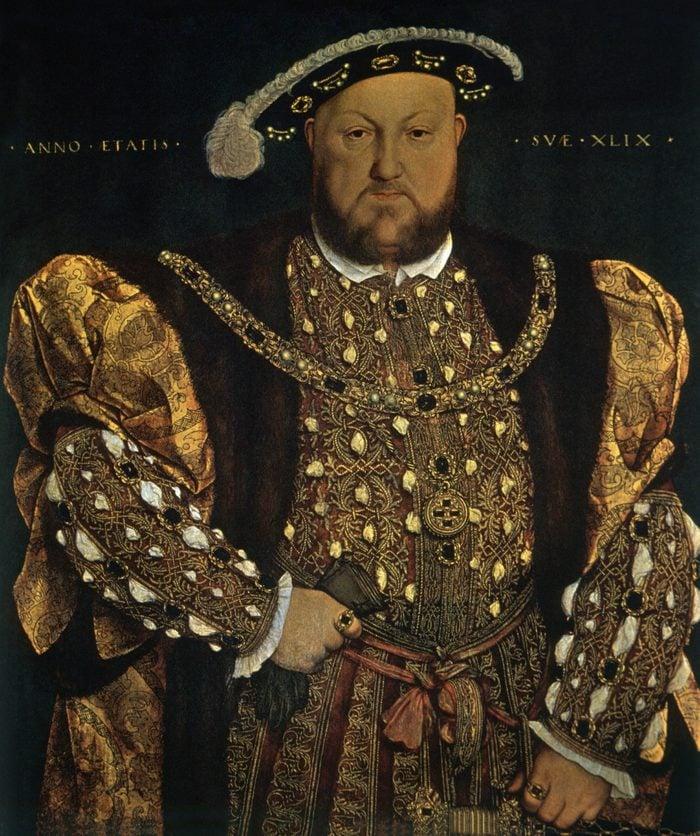 Henry VIII, King of England, 1509-1547, Portrait