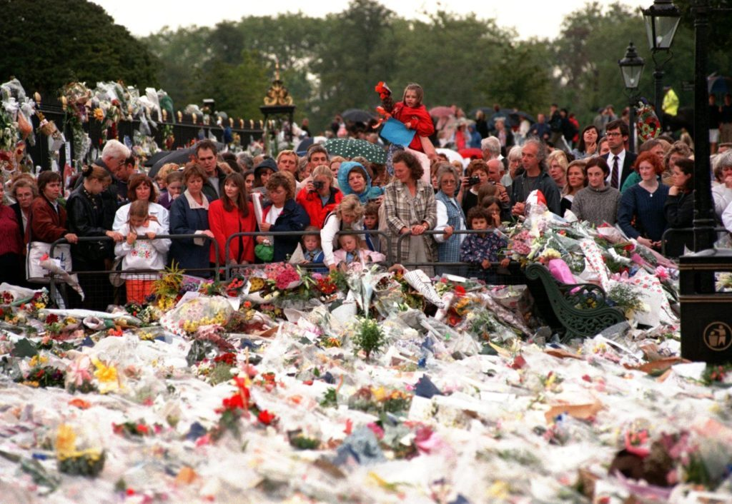 BRITAIN DIANA FUNERAL, LONDON, United Kingdom England