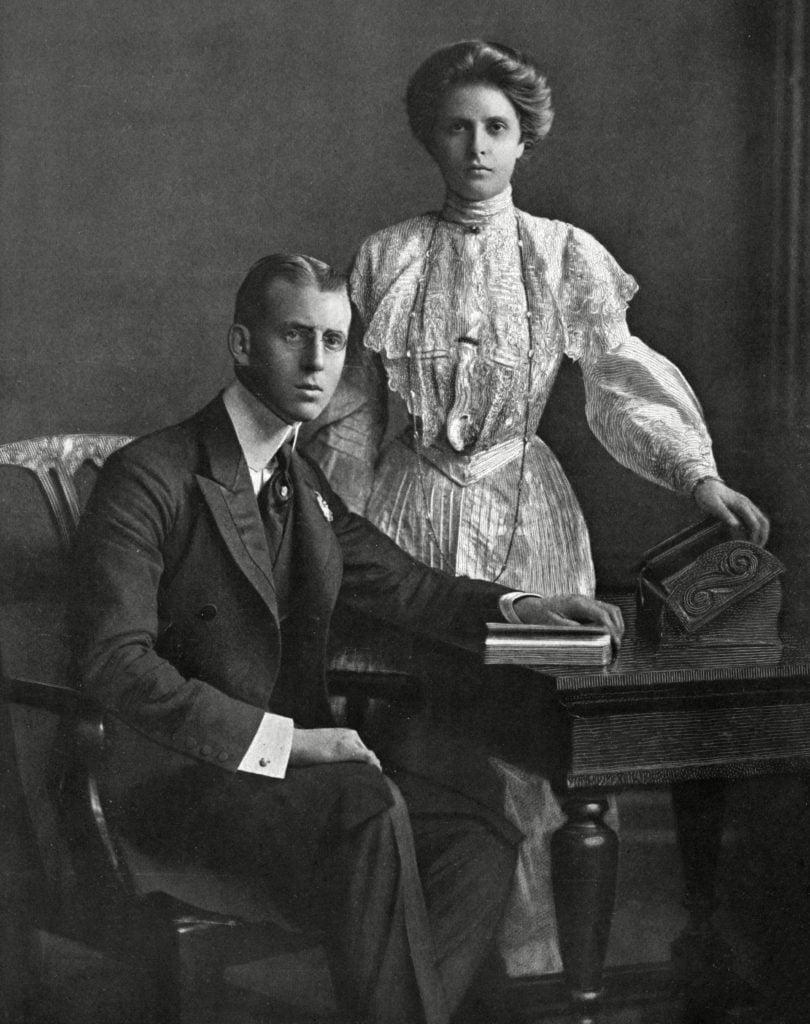 Prince Philip's parents