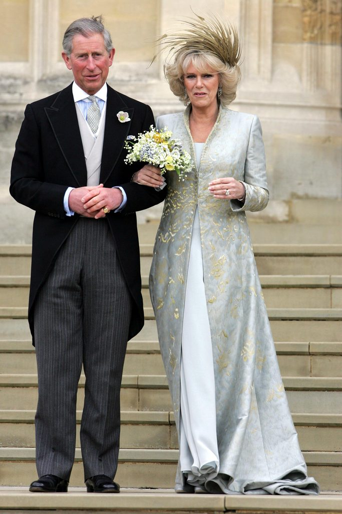THE ROYAL WEDDING OF PRINCE CHARLES TO CAMILLA PARKER BOWLES, WINDSOR, BRITAIN - 09 APR 2005