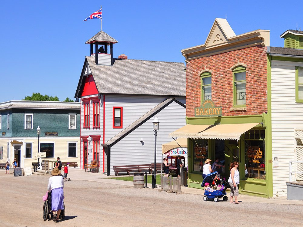 Things to do in Calgary - Heritage Park Historical Village