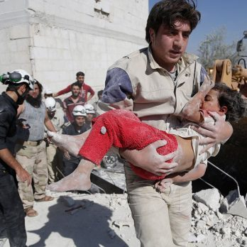 Saving the White Helmets, Syria's Brave Rescuers