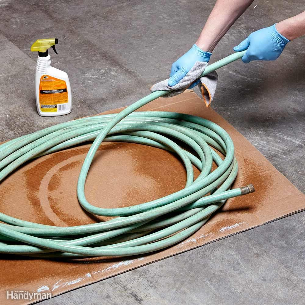 Protect Garden Hoses From Sun Damage