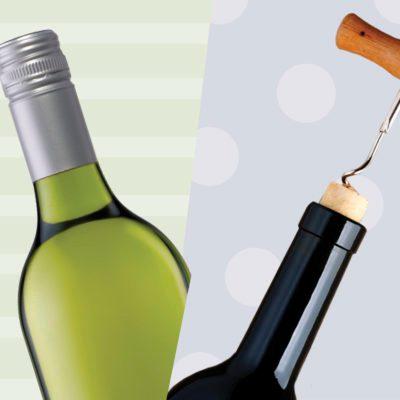 Cork-sealed wine vs. screw-top wine