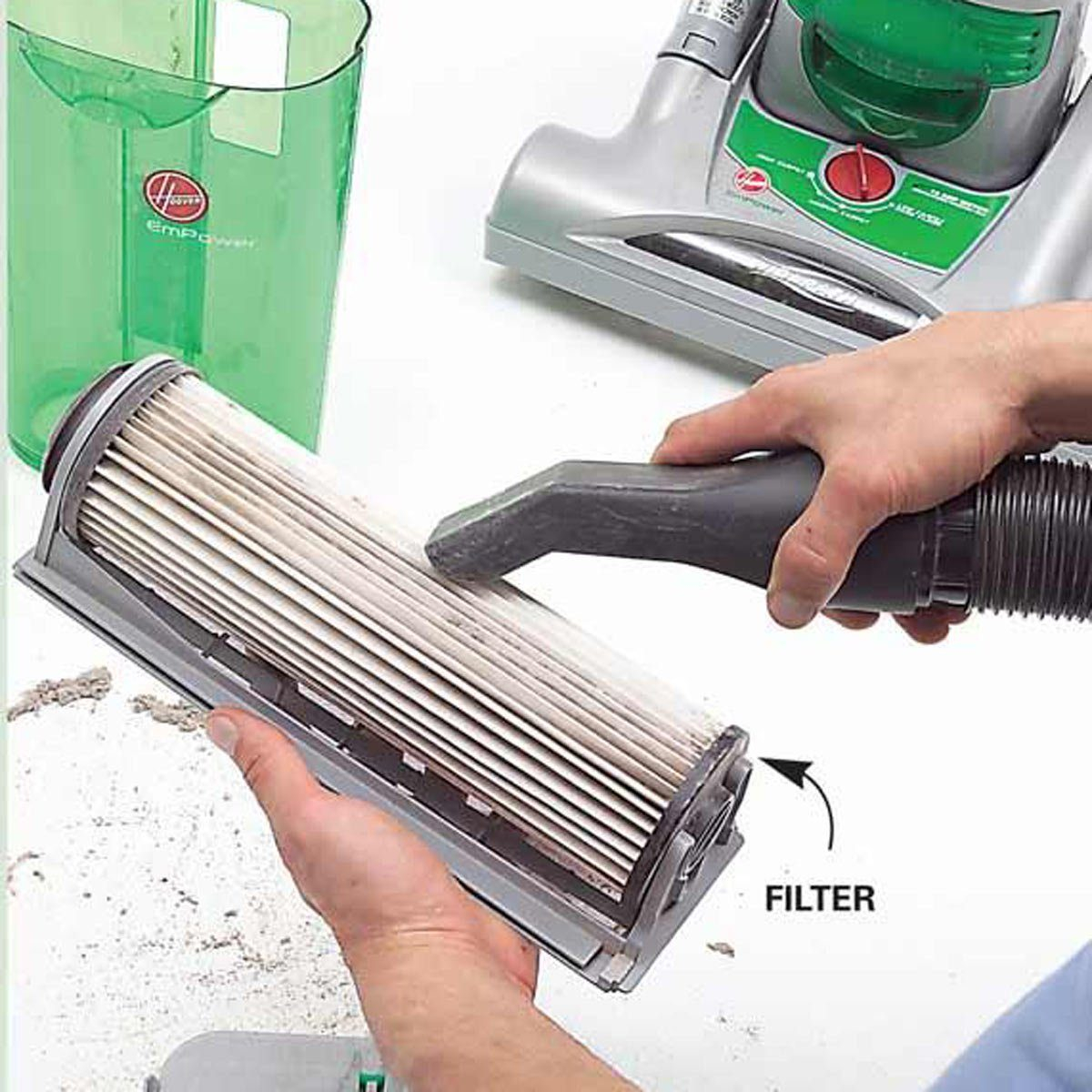 The Expensive Mistake You're Making With Your Vacuum