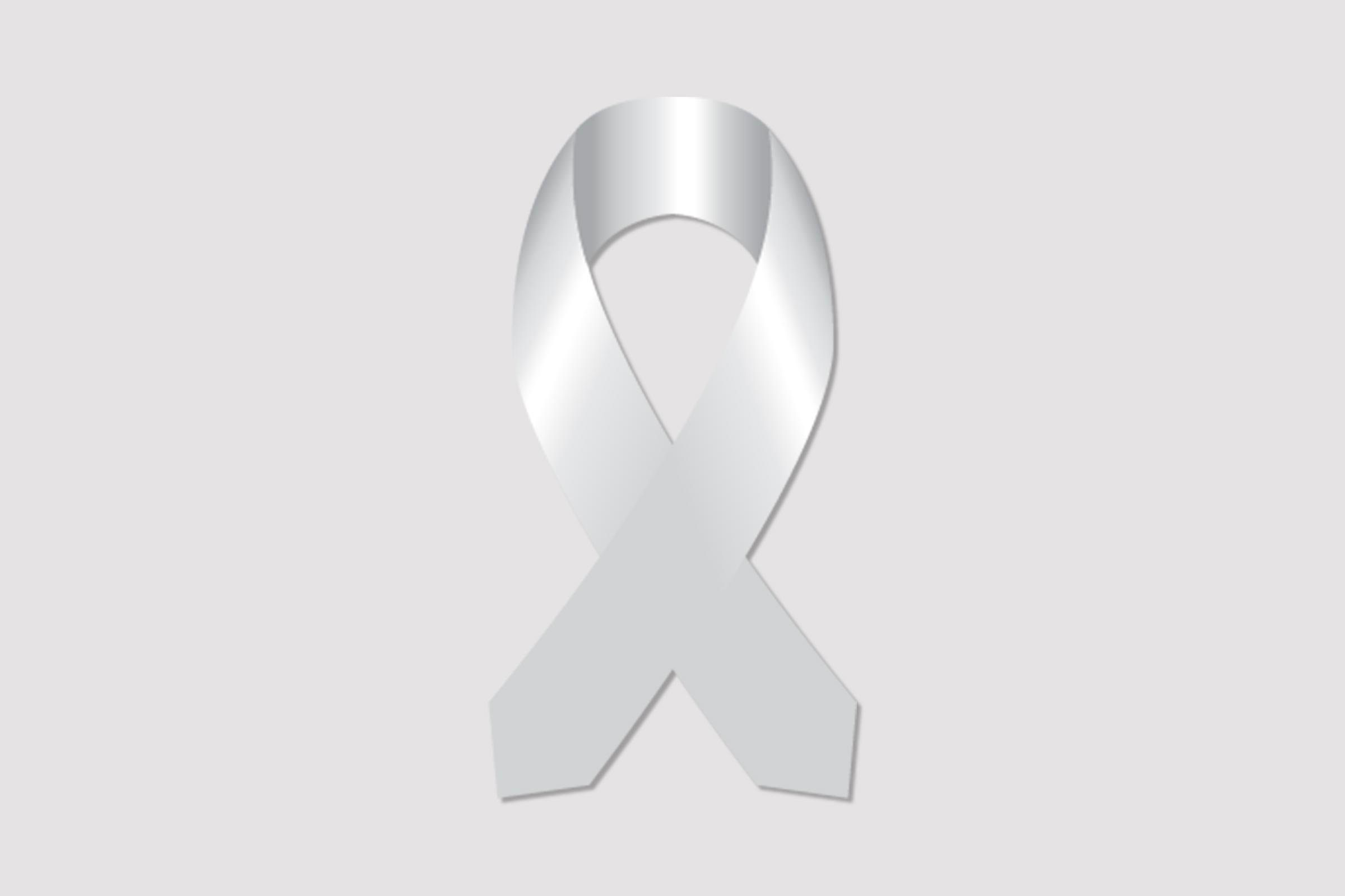 cancer ribbon brain