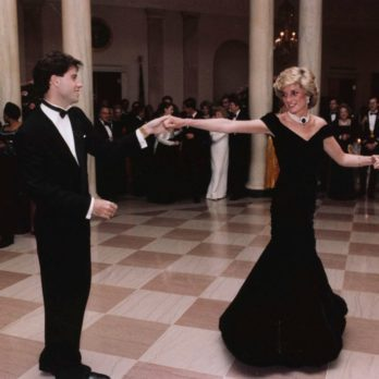 The True Story Behind Princess Diana's Famous Dance with John Travolta