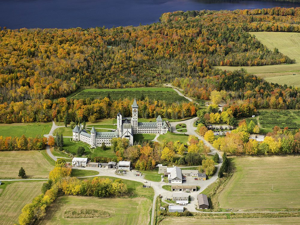 Canada road trip - Quebec Eastern townships