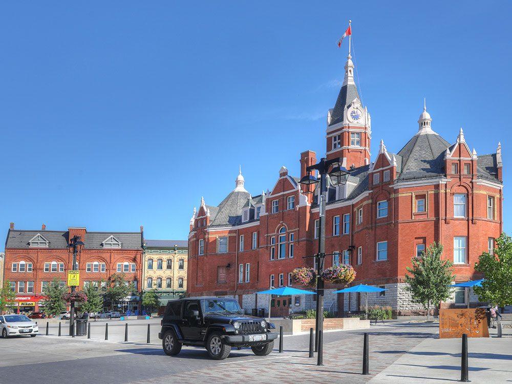 Canada road trip - Stratford Ontario