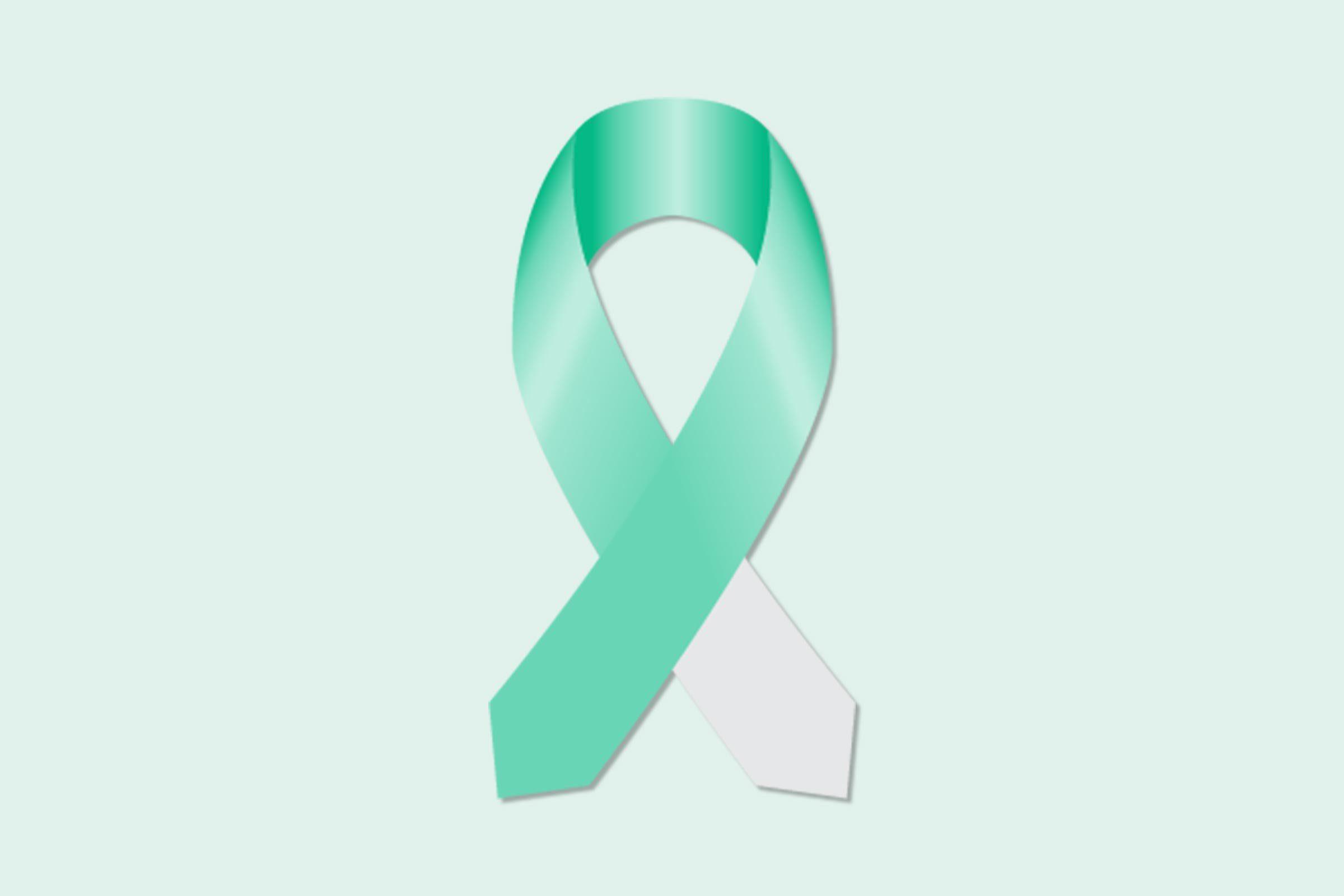 cancer ribbon cervical