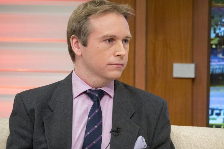 'Good Morning Britain' TV show, London, Britain - 10 Mar 2016
